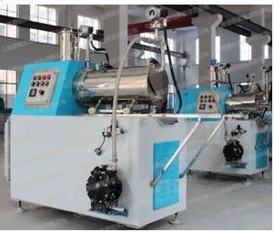 大容积卧式砂磨机300L砂磨机涂料用砂磨机 儒佳供