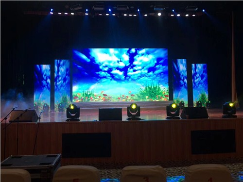宝山区口碑好LED大屏租赁 创新服务「上海翟悦文化传播供应」