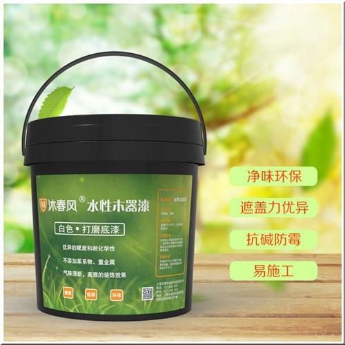 上海专用水性木器漆价格 和谐共赢「上海沐春风建筑科技供应」