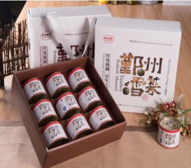宁波雪菜罐头-价格-加工厂-新紫云堂供