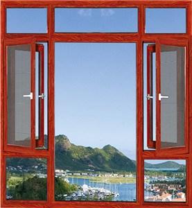 一体门窗 杭州一体门窗 门窗生产厂家 天蓝蓝供