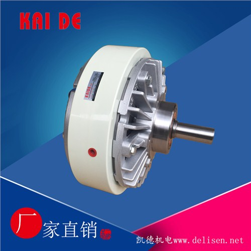 单轴磁粉式制动器