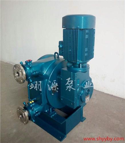 上海翊源泵业有限公司