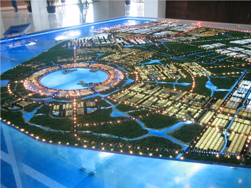 供应 上海建筑单体模型制作价格 - 排名 恭尚供