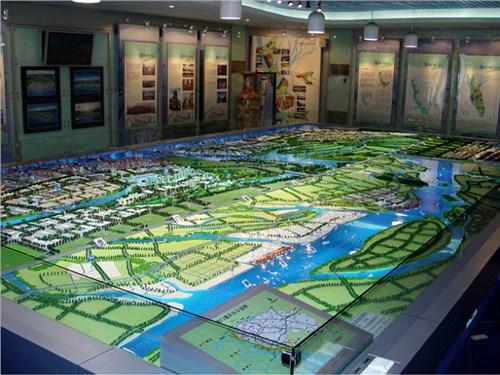 提供 上海制作沙盘模型设计 - 直销 恭尚供