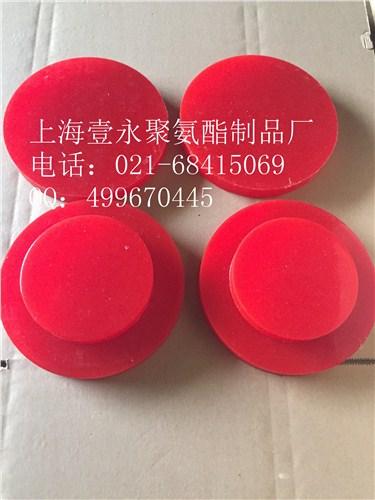pu圆形胶垫厂家 pu圆形胶垫生产商 耐磨胶垫订购  上海壹永