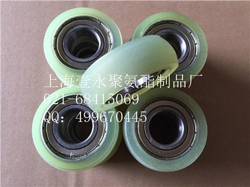销售上海耐磨6205聚氨酯轴承轮直销价格  壹永供