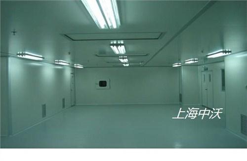 提供上海上海洁净室价格厂家找上海中沃  价格公道  提供定制服务