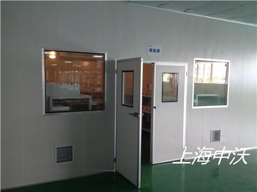 供应上海高温老化房多少钱找上海中沃  价格公道  服务周到