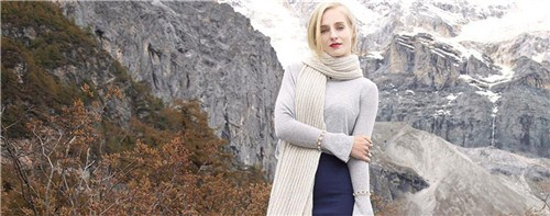 上海加厚羊绒女装定制