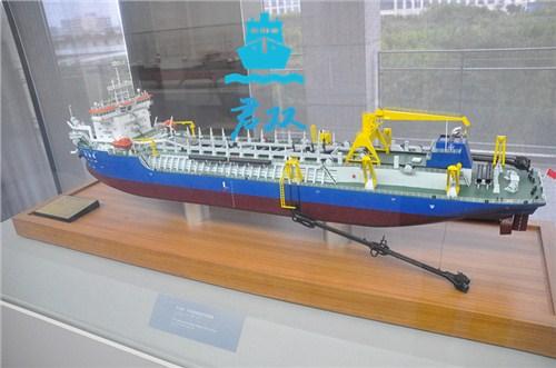 定做挖泥船模型 采购挖泥船模型 浙江挖泥船模型定做 君双供