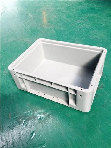 无锡哪有塑料托盘买 无锡套叠塑料箱生产厂家 海颂供