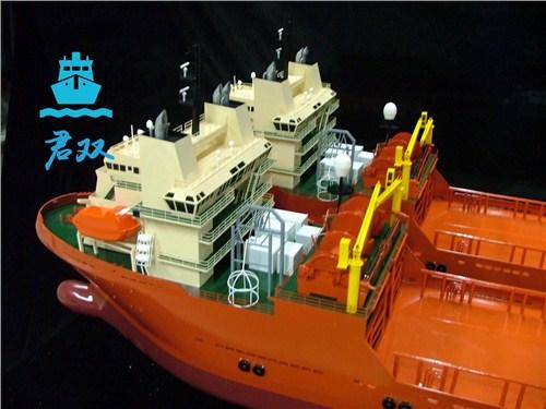 工程船模型