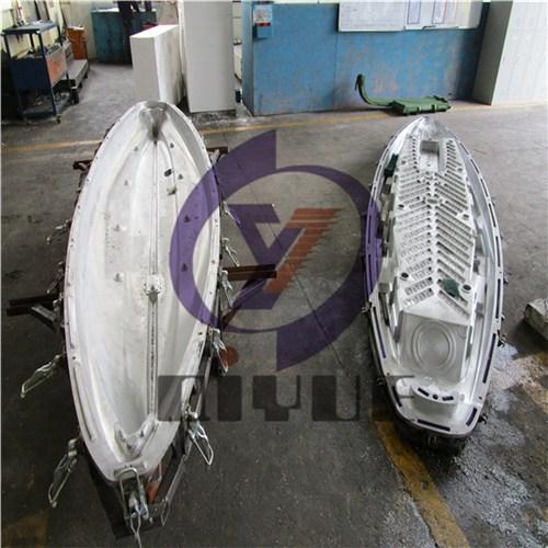 专业定制皮划艇模具