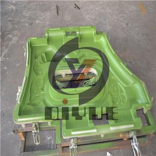 供应马鞍山滚塑游乐设备模具价格生产厂家启跃供
