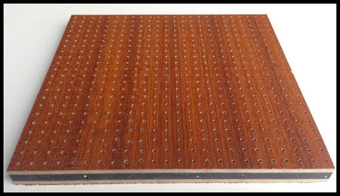 西安陶铝吸音板效果,陶铝吸音板