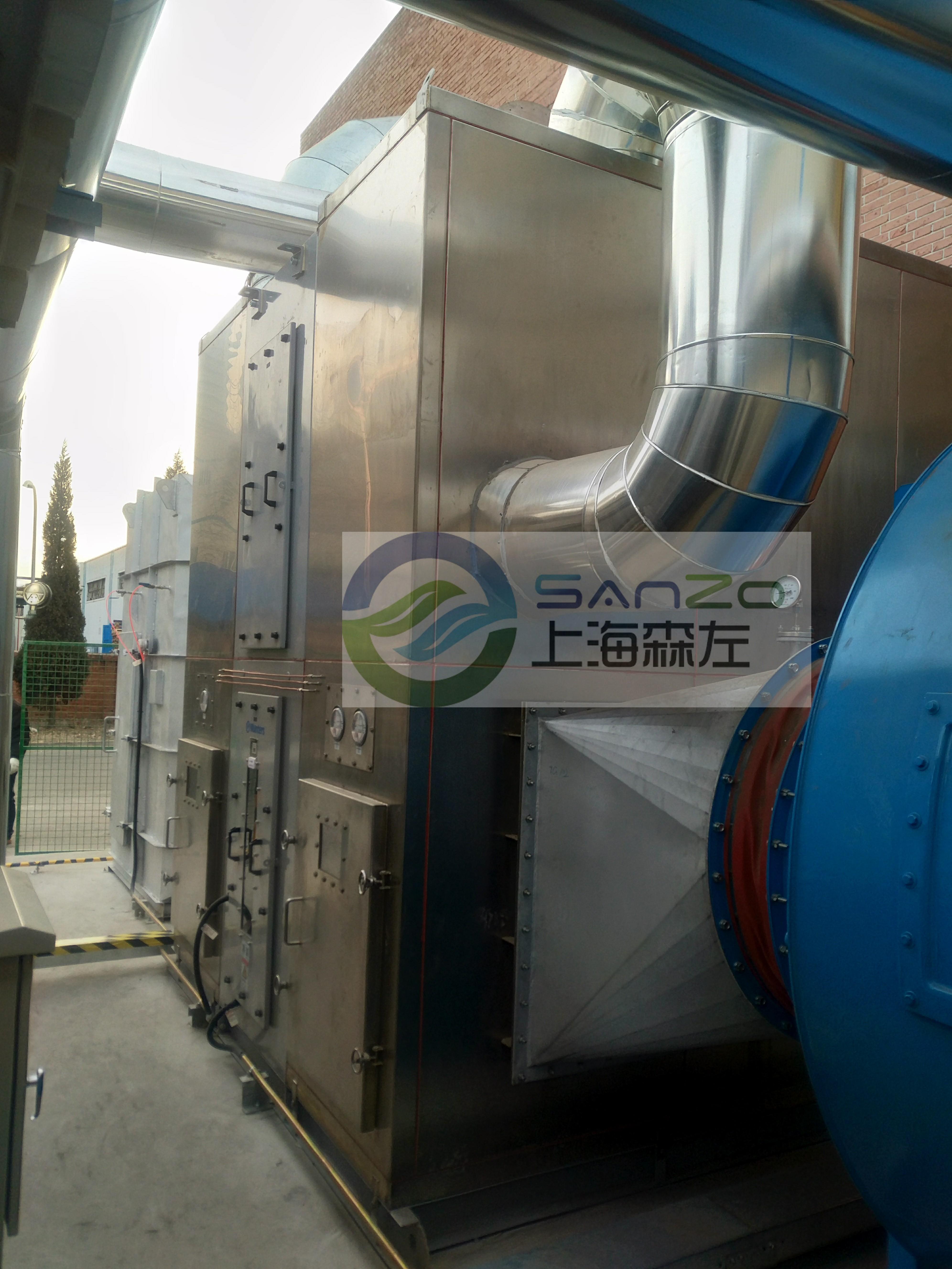 云南小型有机废气沸石转轮气室制造厂家,有机废气沸石转轮气室