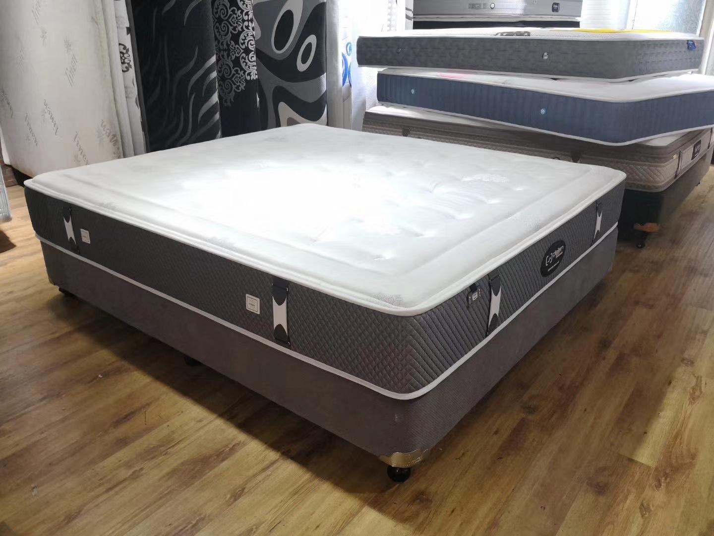 冬夏两用软床材质「瀚斯床垫」