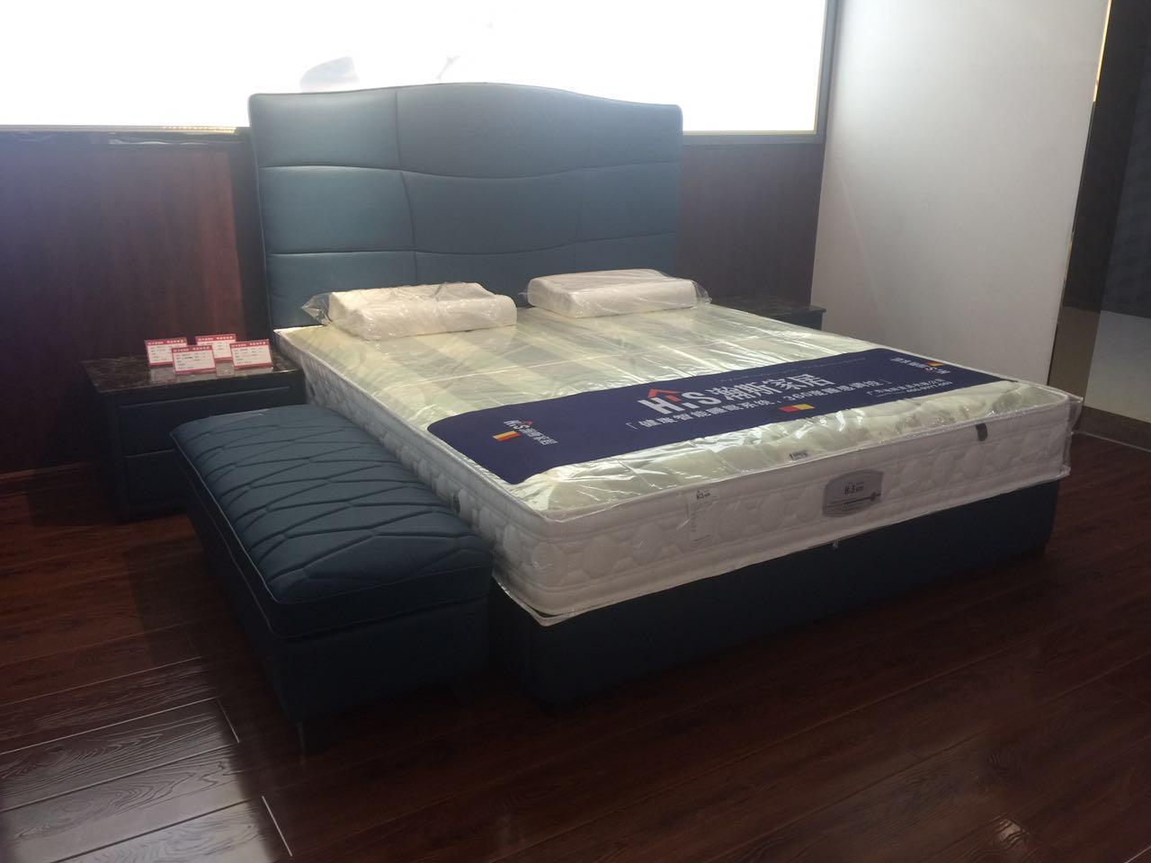 床的内部结构图片