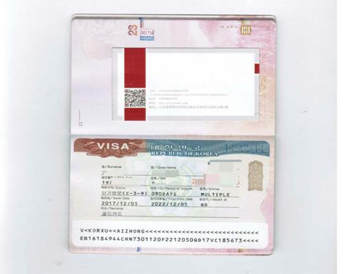 潍坊澳门代办签证服务,签证