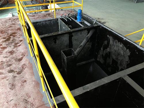 襄阳工业印染废水处理流程,印染废水处理