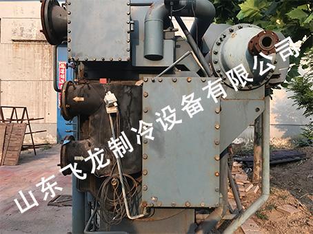 泰安熱水型溴化鋰改造