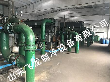 濟南直燃型溴化鋰改造