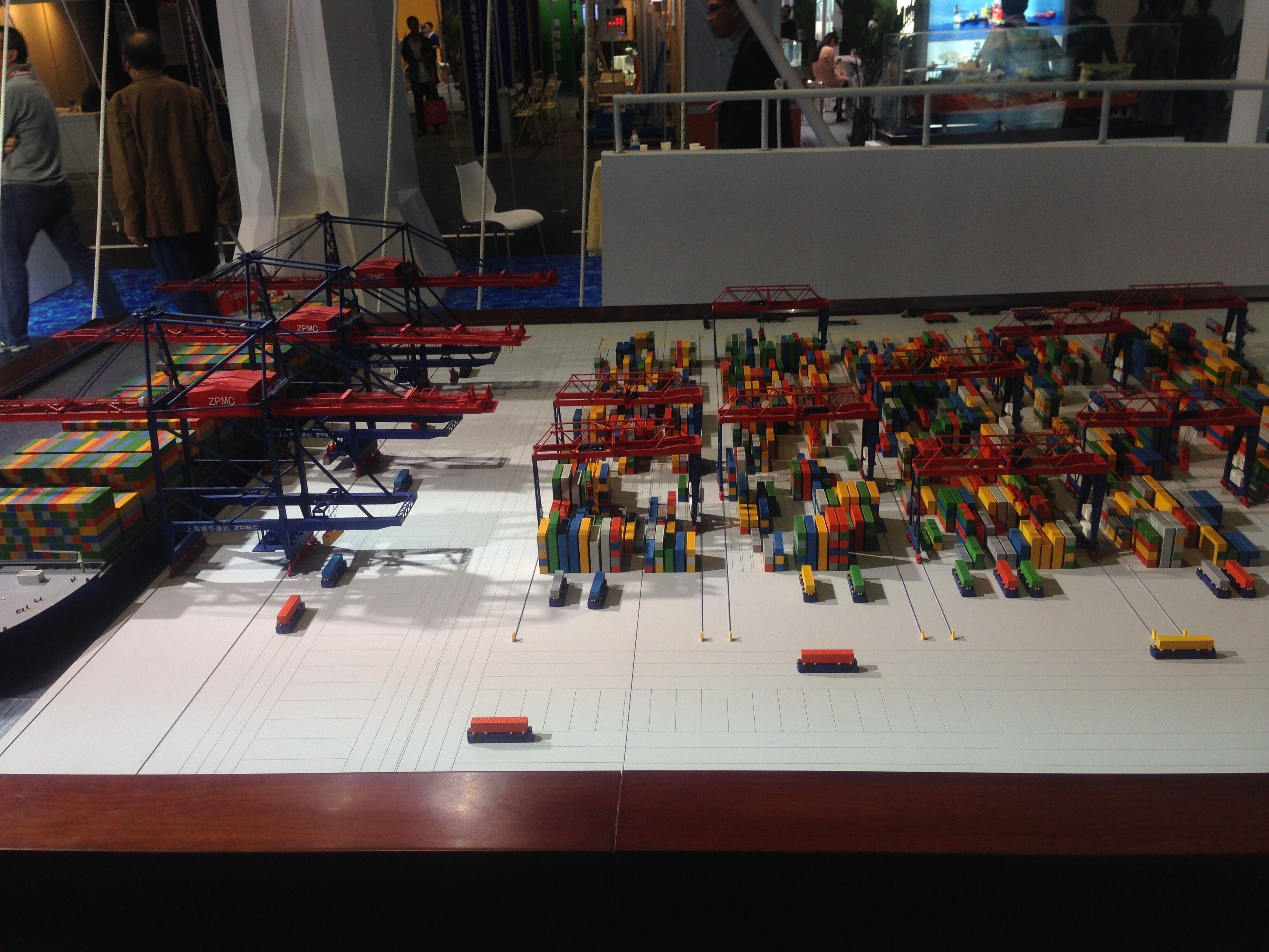 山东生产线模型按需定制,生产线模型