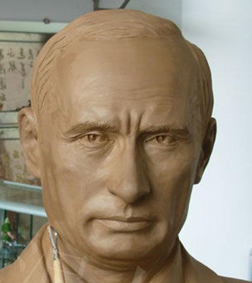淄博肖像雕塑设计,肖像雕塑