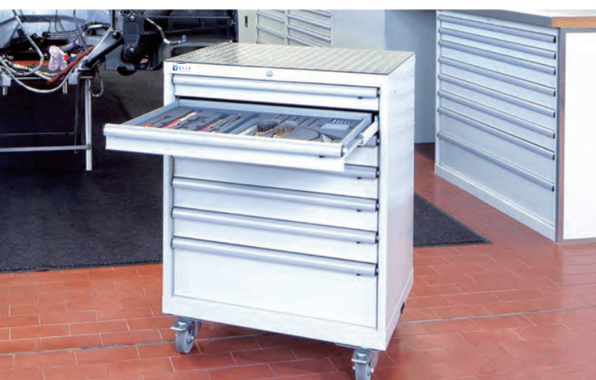 常州专业工具车按需定制「冠久供应」