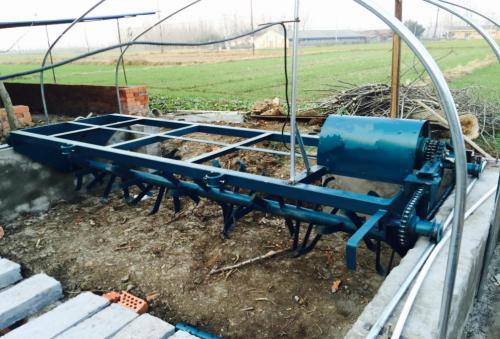 四川优质发酵床翻耙机价格,发酵床翻耙机