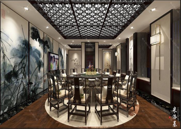石家庄网红餐厅装修设计中心,装修设计