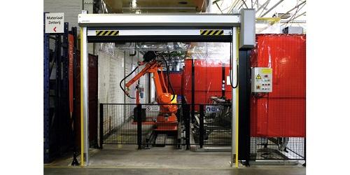 自动机器防护快速门厂家,机器防护快速门