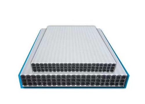 新型中空建筑塑料模板厂家靠谱吗 创新服务 盛美隆供应