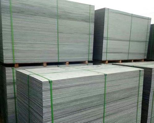 直邊中空塑料建筑模板前景 推薦咨詢 盛美隆供應