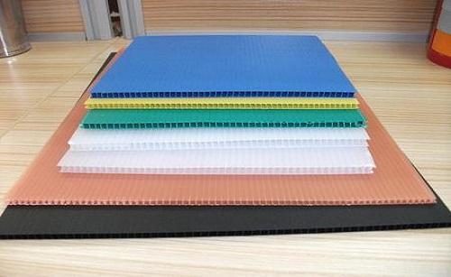 中空直边塑料建筑模板生产厂家 优质推荐 盛美隆供应