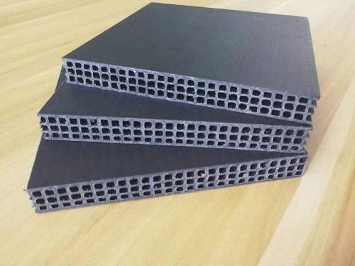 中空直边塑料建筑模板那个厂家靠谱 欢迎咨询 盛美隆供应