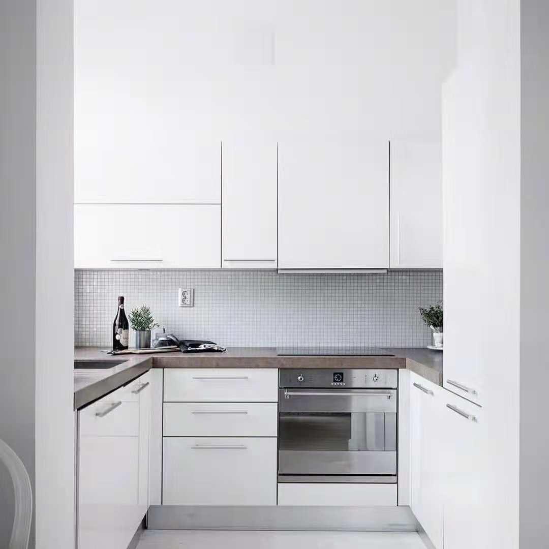 厨柜墙效果图