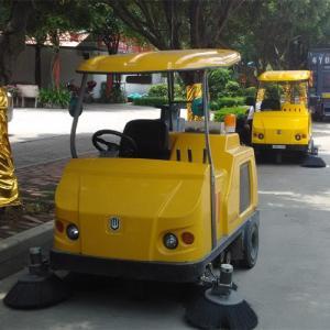 上海電動環衛掃地機哪家好 創新服務 品德供
