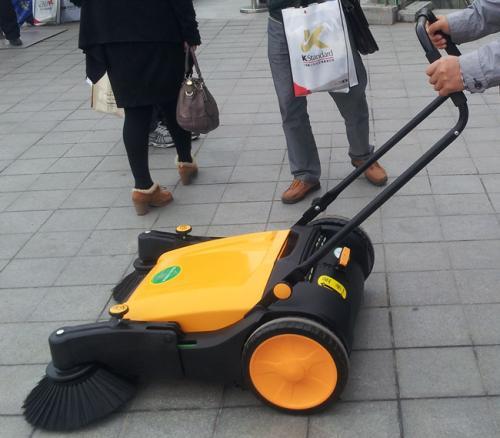 北京優質手推式掃地機 創造輝煌 品德供