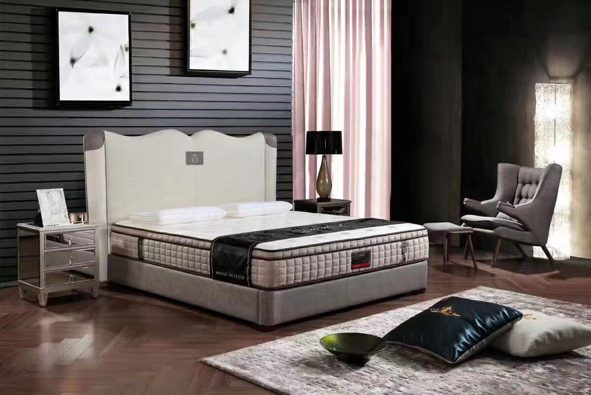 乳胶软床定制「瀚斯床垫」