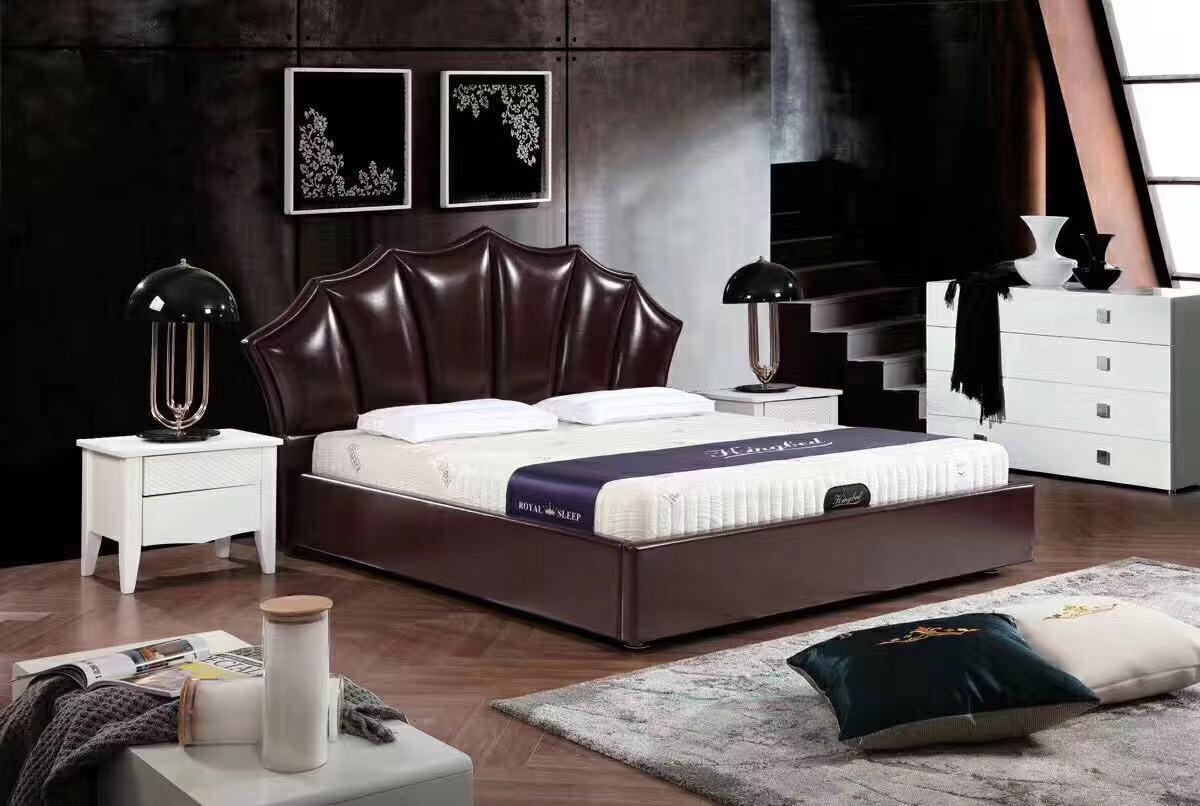 北欧纯棉系列软床厂家,软床