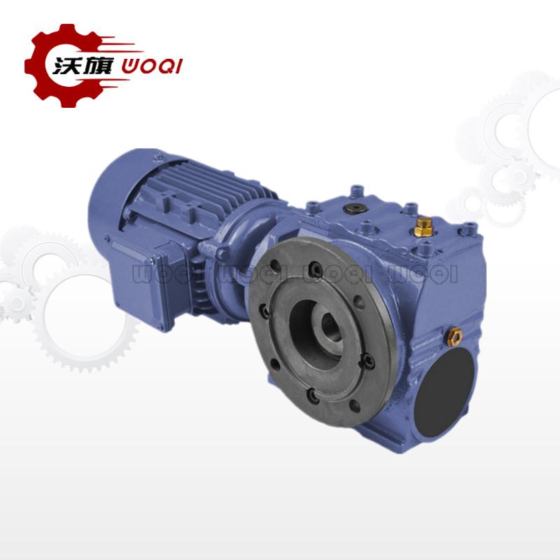 安徽通用MTNAT47斜齿轮蜗轮蜗杆减速机 铸造辉煌 上海沃旗机械设备供应