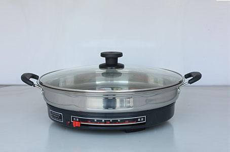 济南双面电煎锅多少钱,电煎锅