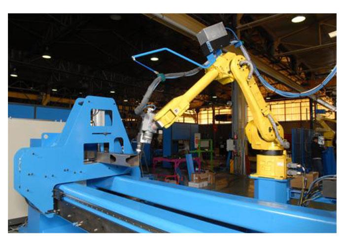港閘區個性化焊接機械手解決方案 誠信經營 久高供