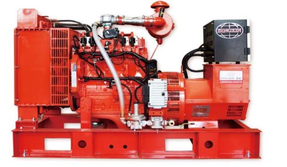 湖北原装天然气机组的用途和特点