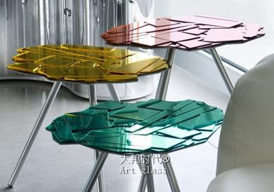 宜宾市夹胶彩色玻璃,彩色玻璃