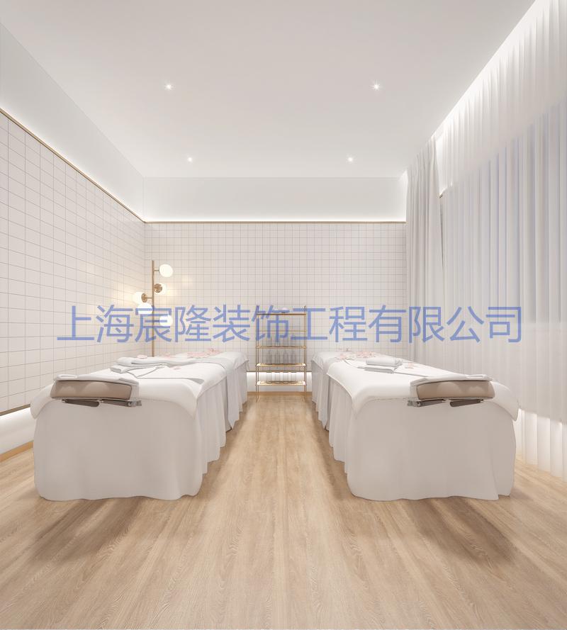 上海专业美容院装修,美容院装修