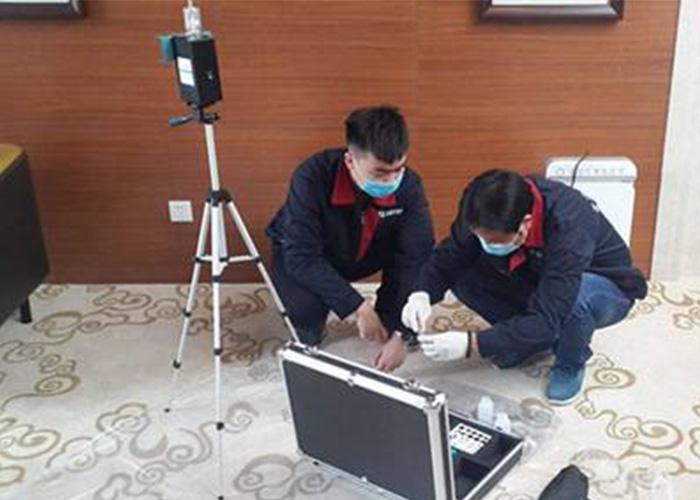 郑州专业除甲醛服务 优质推荐 谐蓝环保供应