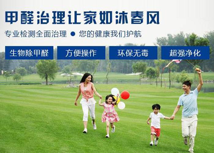 郑州办公室除甲醛 谐蓝环保供应